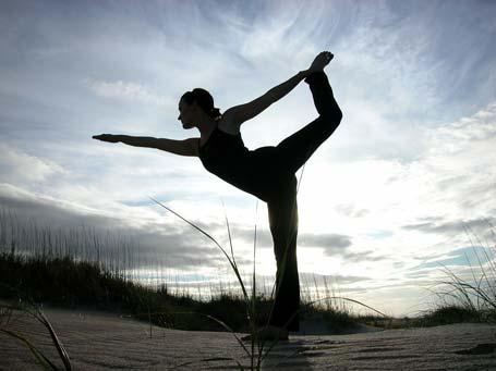 Само слово йога пошло от