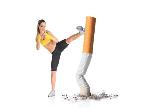 Йога и курение – комплекс асан