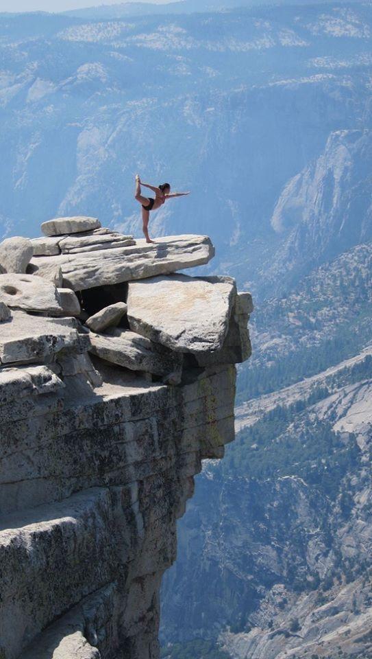 Йога в горах 30 йога фото