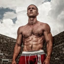 Денис Минин, спортсмен, вегетарианец
